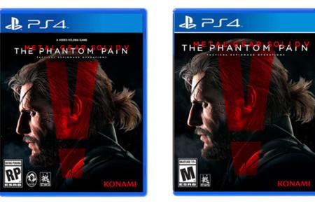 Eliminan nombre de Kojima en arte final de la caja de MGS V: The Phantom Pain