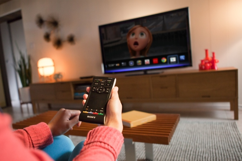 Foto de Google TV en Europa interfaz (4/5)