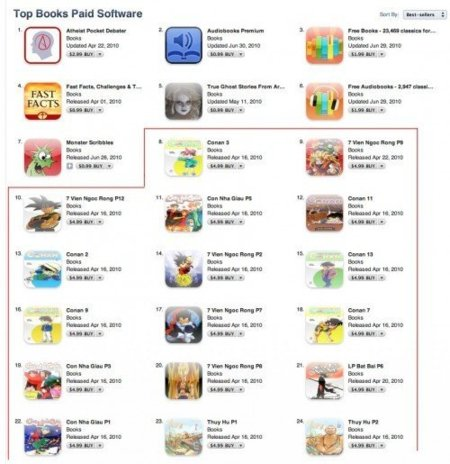 App Store iTunes Store hackeada