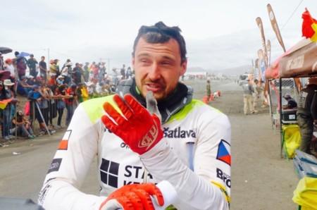 Ondrej Klymciw Etapa7 Dakar2016