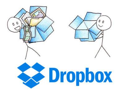 Una nueva actualización de Dropbox llega a Windows 10 Mobile