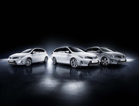 Toyota Auris y Auris Touring Sports