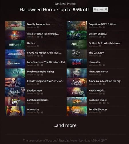 Halloween Horrors (GOG)
