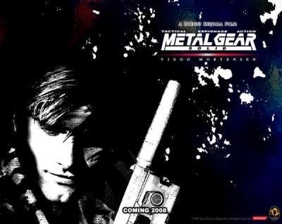 ¿Será Viggo Mortensen quien interprete a Solid Snake en la película de 'Metal Gear Solid'?