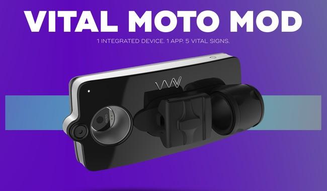 Moto Mod Lenovo Vital