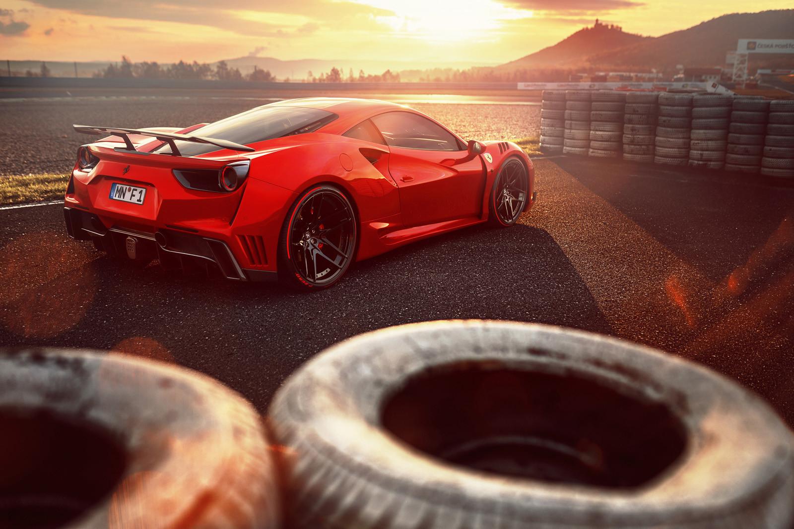 Foto de Novitec Ferrari 488 N-Largo (2/20)