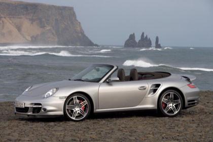 Porsche adelanta la presentación del 911 Turbo convertible