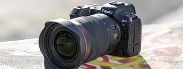 Un usuario chino ha diseccionado una Canon EOS R5 buscando una posible solución al problema de sobrecalentamiento al grabar vídeo