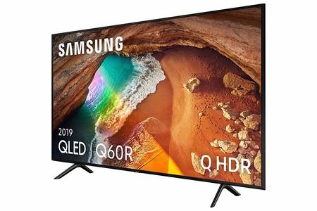 Smart TV QLED de 49 pulgadas Samsung, con resolución 4K, a su precio mínimo en Amazon: 799 euros