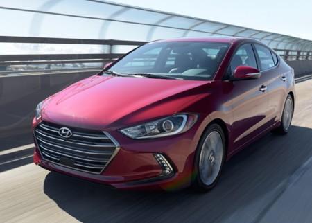Hyundai Elantra 2017 8