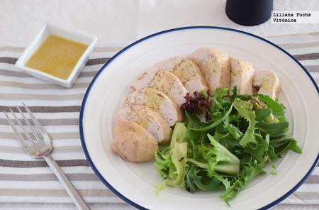 25 recetas saludables con pollo, fáciles y rápidas, para llevar en el tupper al trabajo