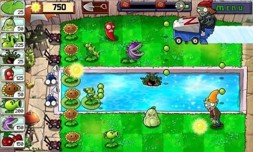 Plantsvs.ZombiesyaestáenWindowsPhone7,AngryBirdsllegarálapróximasemana