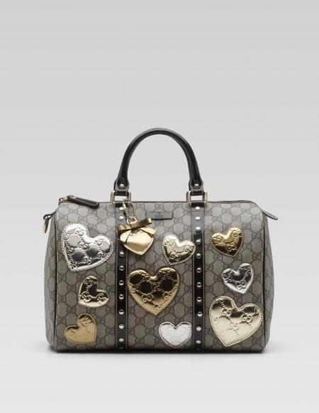 El bolso 'Joy' de Gucci, un lujo de corazones