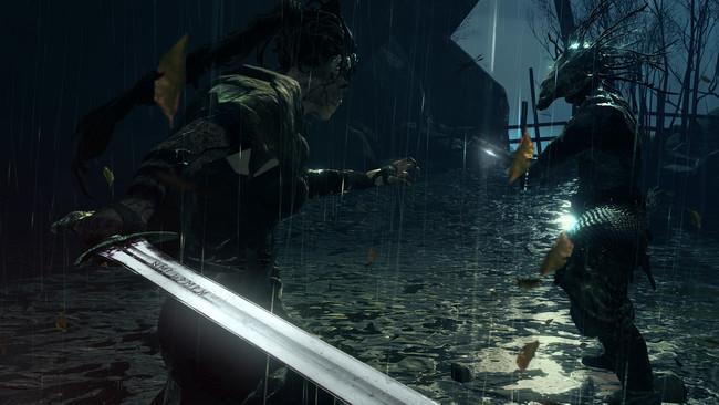 Las mejores cartas de la jugabilidad de Hellblade: Senua's Sacrifice en un espectacular gameplay