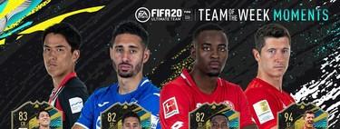 Guía FIFA 20. Momentos TOTW 4: Equipo de la Semana del 8 al 15 de abril de 2020