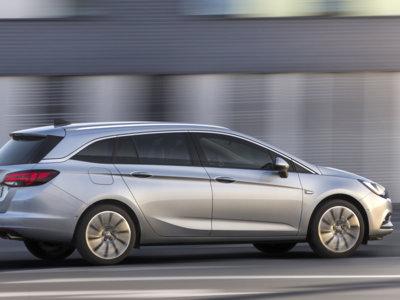 Llega el Opel Astra Sports Tourer, la renovada variante familiar del Astra