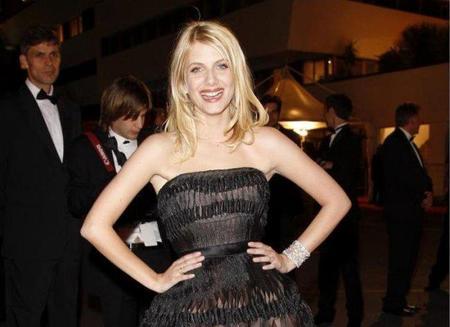 El maquillaje Dior utilizado para el look de Mélanie Laurent en la inauguración del Festival de Cannes 2011