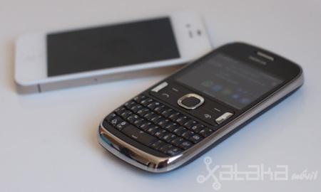 Nokia Asha 302 - análisis