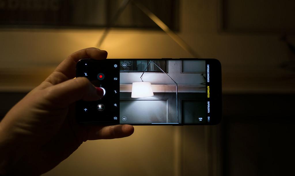 Samsung Galaxy™ S9plus Camara Auto