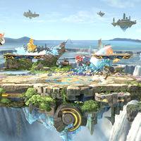Super Smash Bros. Ultimate se actualiza a su versión 8.1.0 para añadir un nuevo escenario y mejoras en el multijugador online
