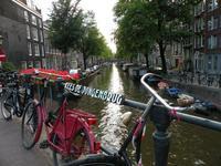 Cómo desplazarse en bicicleta y seguros por Amsterdam