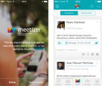 Meetizer, únete a cualquier plan que tengas a tu alrededor desde el móvil
