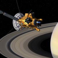 Después de 13 años de servicio, la NASA prepara un 'Gran Finale' para la sonda Cassini y su viaje por Saturno