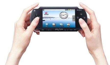 PSP 2 existe y en EA tienen una