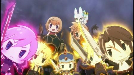 World of Final Fantasy muestra su intro con un estilo anime y confirma la fecha de su demo