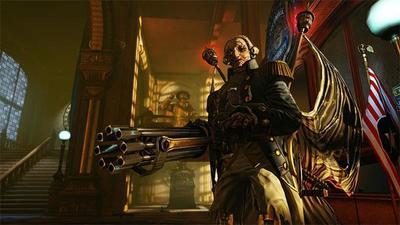 La edición completa de Bioshock Infinite quiere que volváis a Columbia y a Rapture