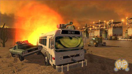 'Vigilante 8: Arcade' llegará a Xbox Live Arcade