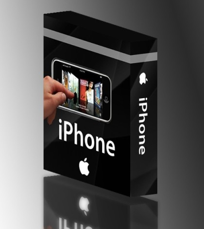 La caja del iPhone