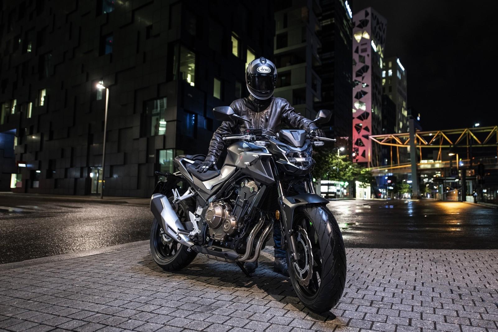 Foto de Honda CB500F 2019 (13/51)