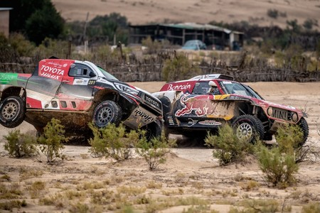 Al Rajhi Sainz Dakar 2020