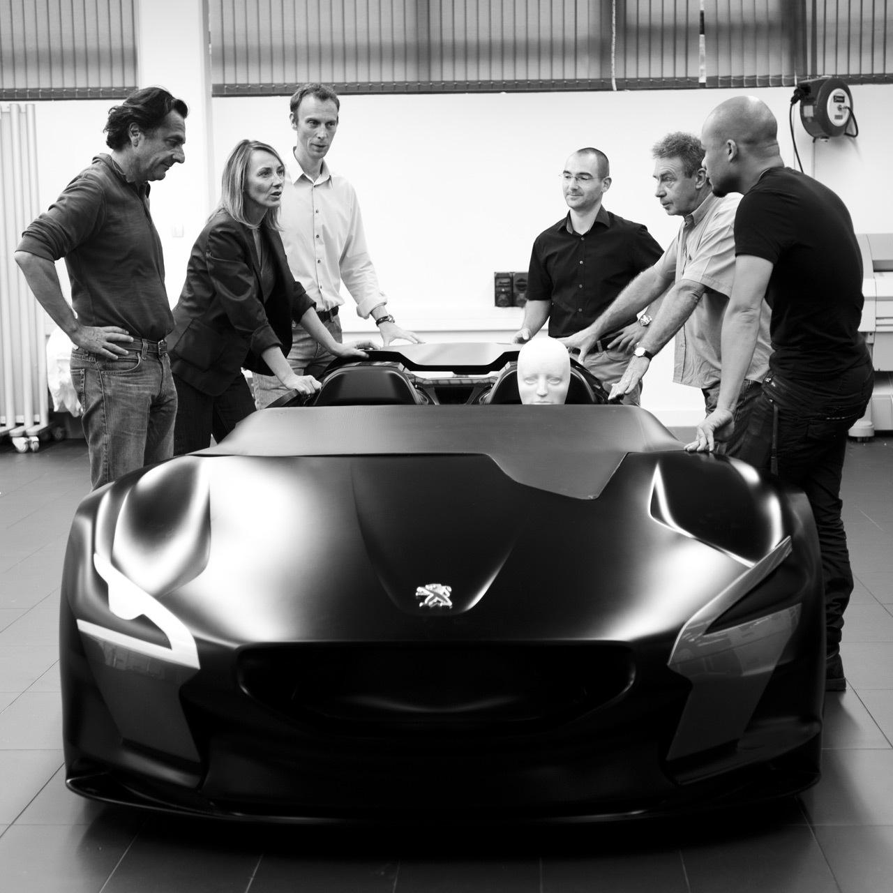 Foto de Peugeot EX1 Concept (43/44)