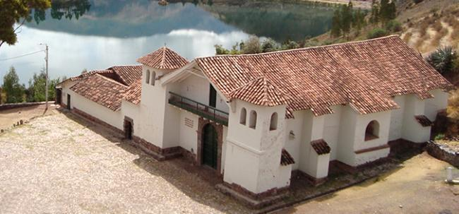 ruta barroco andino