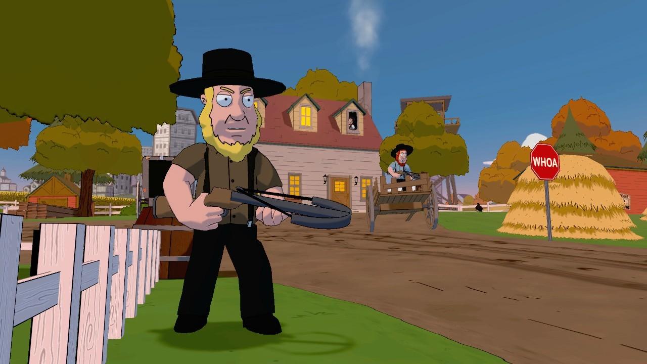 Foto de Family Guy: Back to the Multiverse - 27-07-2012 (9/10)