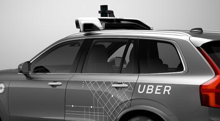 Uber Volvo Autonomo