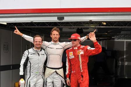 Jenson Button a McLaren. Kimi Raikkonen a ¿los rallyes?