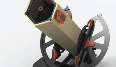 Ultrascope es un telescopio robotizado que podrás imprimirte en 3D (y que usa un Lumia 1020!)