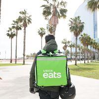 Uber Eats regresa hoy a Barcelona: el servicio de comida a domicilio de Uber continúa su expansión por España