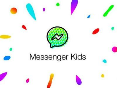 Facebook lanza la versión para niños de Messenger: así es Messenger Kids
