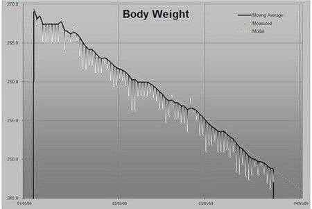 Usar sitios web para controlar el peso favorece el adelgazamiento
