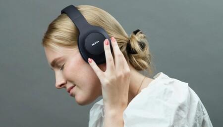 Nokia Essential Wireless Headphones: auriculares inalámbricos Bluetooth, circumaurales y con gran autonomía