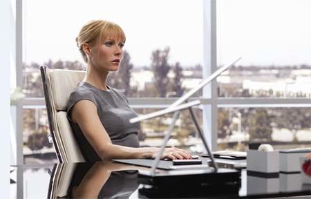 Scarlett Johansson vs Gwyneth Paltrow en 'Iron Man 2': primeras imágenes