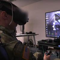 Ya tenemos al primer soldado suspendido por insubordinación y fuego amigo en la realidad virtual