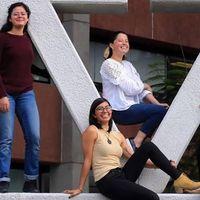 Alumnas mexicanas crean empaques de bioplástico que pueden hacerse composta