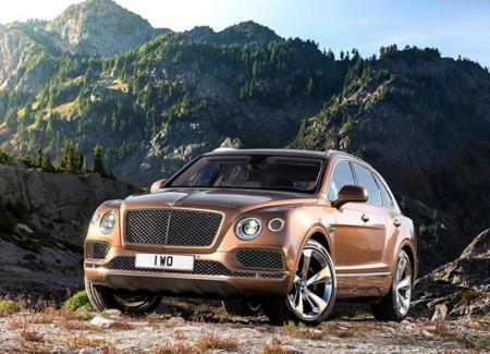 Bentley Bentayga 2016 800x600 Wallpaper 01