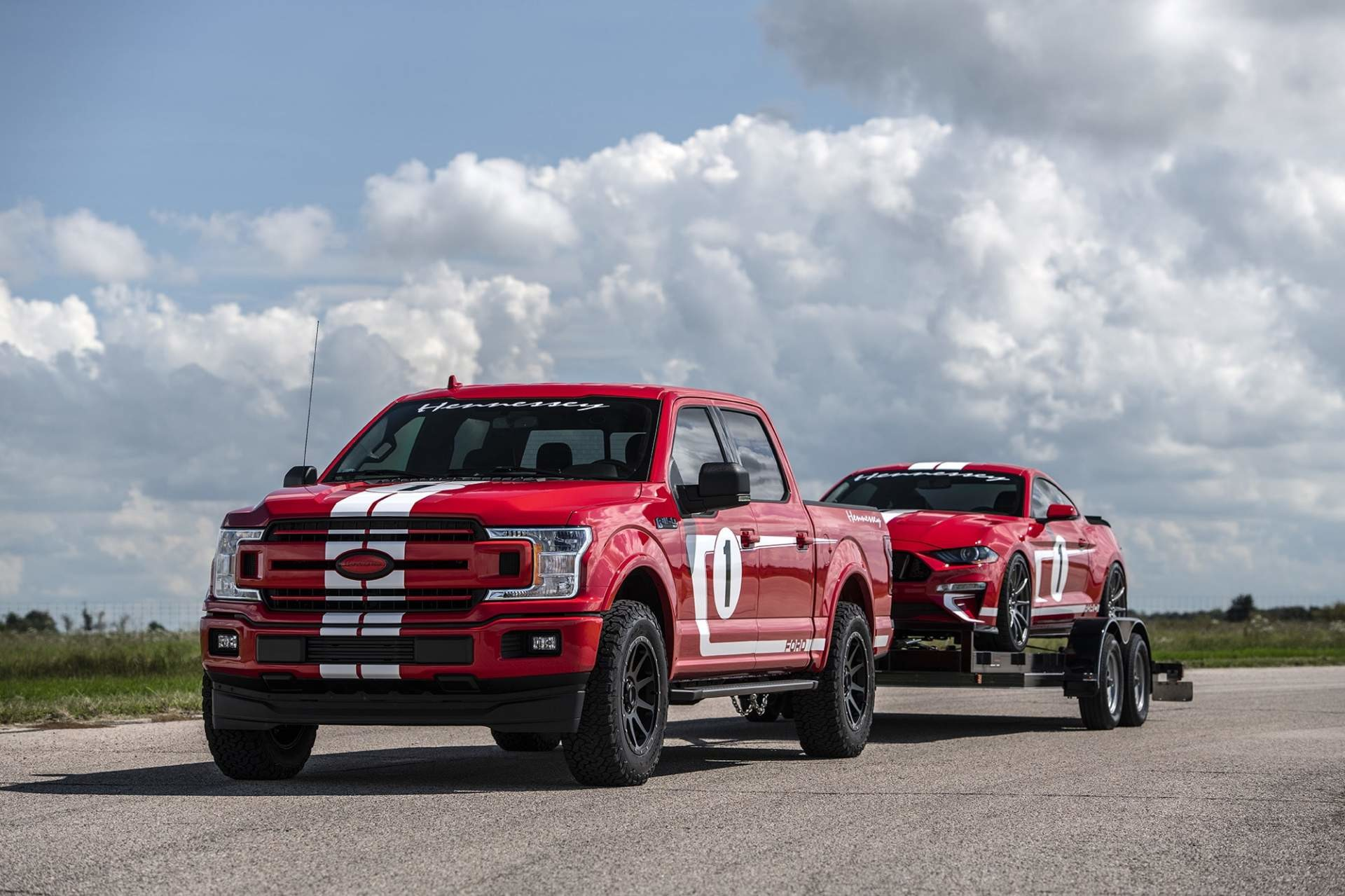 Foto de Hennessey Performance Heritage Edition F-150 (1/41)