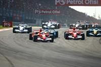 Todo listo para el Gran Premio de Turquía